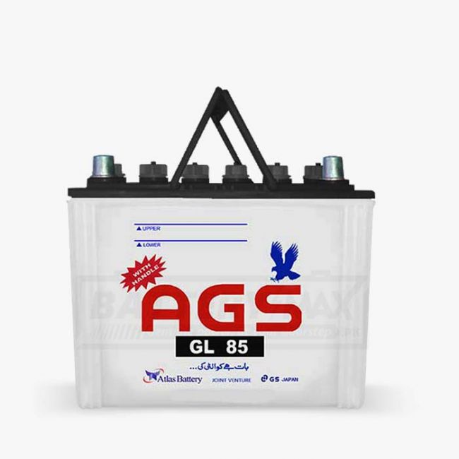 AGS GL-85 Lead Acid Unsealed Car Battery