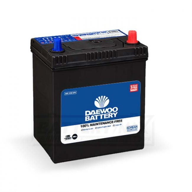 Daewoo DL-50 Sealed Battery Lead Acid Battery for Car and UPS