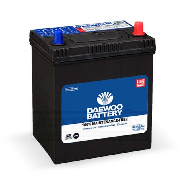 Daewoo DL-55 Sealed Battery Lead Acid Battery for Car and UPS