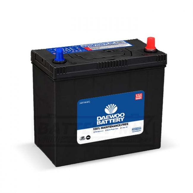 Daewoo DL-60 Sealed Battery Lead Acid Battery for Car and UPS