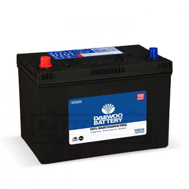 Daewoo DRS-120 Sealed Battery Lead Acid Battery for Car and UPS